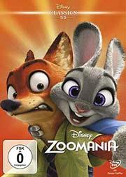 Zoomania - Ein Unterrichtsmedium auf DVD