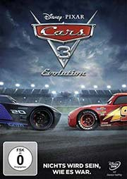 Cars 3: Evolution - Ein Unterrichtsmedium auf DVD