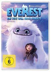 Everest - Ein Yeti will hoch hinaus - Ein Unterrichtsmedium auf DVD