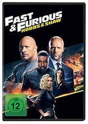 Fast & Furious: Hobbs & Shaw - Ein Unterrichtsmedium auf DVD