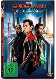 Spider-Man: Far from Home - Ein Unterrichtsmedium auf DVD