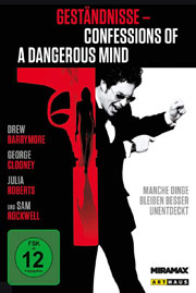 Gest�ndnisse - Confessions of a Dangerous Mind - Ein Unterrichtsmedium auf DVD