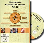 Pädagogische Konzepte und Ansätze für den Elementarbereich - Ein Unterrichtsmedium auf DVD