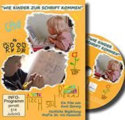 Wie Kinder zur Schrift kommen - Ein Unterrichtsmedium auf DVD