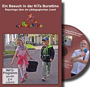 Ein Besuch in der KiTa Burattino - Ein Unterrichtsmedium auf DVD