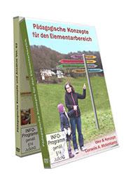 Reihe: Pädagogische Konzepte und Ansätze (2 DVDs) - Ein Unterrichtsmedium auf DVD