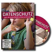 Datenschutz gem�� DSGVO in Kitas und Schulen - Ein Unterrichtsmedium auf DVD