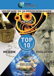 Top 10 - Die größten Entdeckungen - Ein Unterrichtsmedium auf DVD