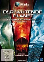 Der wütende Planet  - Entfesselte Naturgewalten [3 DVDs] - Ein Unterrichtsmedium auf DVD