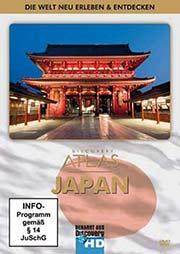 Discovery Atlas - Japan - Ein Unterrichtsmedium auf DVD