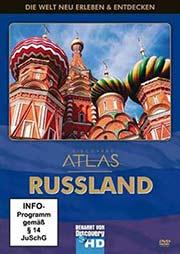 Discovery Atlas - Russland - Ein Unterrichtsmedium auf DVD