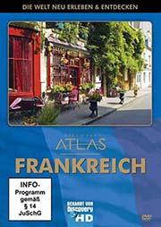 Discovery Atlas - Frankreich - Ein Unterrichtsmedium auf DVD