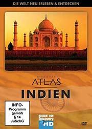Discovery Atlas - Indien - Ein Unterrichtsmedium auf DVD
