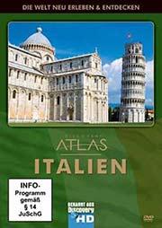 Discovery Atlas - Italien - Ein Unterrichtsmedium auf DVD