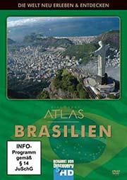 Discovery Atlas - Brasilien - Ein Unterrichtsmedium auf DVD