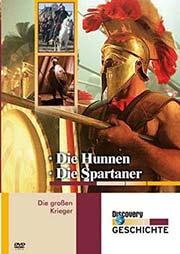 Die gro�en Krieger: Die Hunnen / die Spartaner - Ein Unterrichtsmedium auf DVD