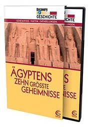 Ägyptens zehn größten Geheimnisse - Ein Unterrichtsmedium auf DVD