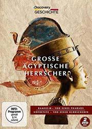 Große Ägyptische Herrscher: Ramses III / Nofretete [2 DVDs] - Ein Unterrichtsmedium auf DVD