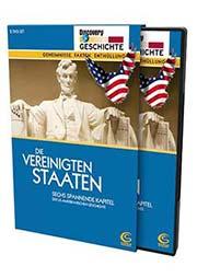 Die Vereinigten Staaten [2 DVDs] - Ein Unterrichtsmedium auf DVD