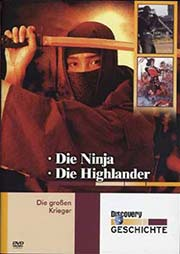 Die Ninja / Die Highlander - Ein Unterrichtsmedium auf DVD