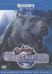 Als die Dinosaurier die Welt beherrschten [2 DVDs] - Ein Unterrichtsmedium auf DVD
