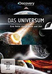 Reihe: Das Universum - Eine Reise durch Raum und Zeit (2 DVDs) - Ein Unterrichtsmedium auf DVD