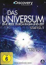 Das Universum - Eine Reise durch Raum und Zeit, Staffel 1 - Ein Unterrichtsmedium auf DVD