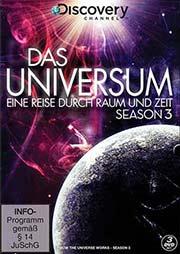 Das Universum - Eine Reise durch Raum und Zeit, Staffel 3 - Ein Unterrichtsmedium auf DVD