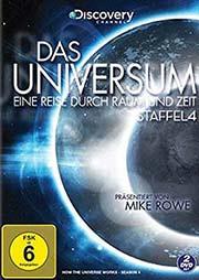 Das Universum - Eine Reise durch Raum und Zeit, Staffel 4 - Ein Unterrichtsmedium auf DVD