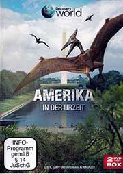Amerika in der Urzeit [2 DVDs] - Ein Unterrichtsmedium auf DVD