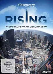 Rising - Wiederaufbau an Ground Zero [2 DVDs] - Ein Unterrichtsmedium auf DVD
