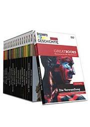 Reihe: Great Books (17 DVDs) - Ein Unterrichtsmedium auf DVD