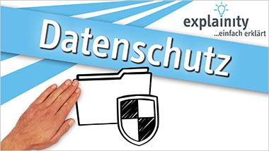explainity® Erklärvideo - Datenschutz einfach erklärt - Ein Unterrichtsmedium auf DVD