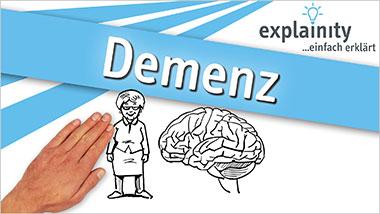 explainity® Erklärvideo - Demenz einfach erklärt - Ein Unterrichtsmedium auf DVD