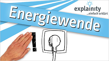 explainity® Erklärvideo - Energiewende einfach erklärt - Ein Unterrichtsmedium auf DVD