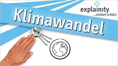 explainity® Erklärvideo - Klimawandel einfach erklärt - Ein Unterrichtsmedium auf DVD