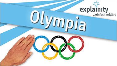 explainity® Erklärvideo - Olympia einfach erklärt - Ein Unterrichtsmedium auf DVD