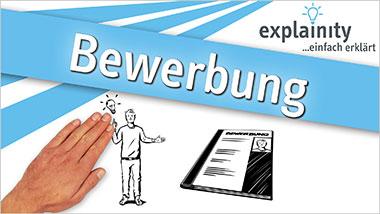 explainity� Erkl�rvideo - Bewerbung einfach erkl�rt - Ein Unterrichtsmedium auf DVD