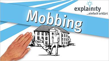 explainity® Erklärvideo - Mobbing einfach erklärt - Ein Unterrichtsmedium auf DVD