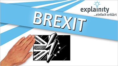explainity® Erklärvideo -Brexit einfach erklärt - Ein Unterrichtsmedium auf DVD
