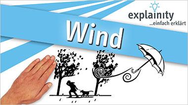 explainity® Erklärvideo - Wind einfach erklärt - Ein Unterrichtsmedium auf DVD