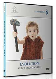 Evolution - in der Grundschule - Ein Unterrichtsmedium auf DVD