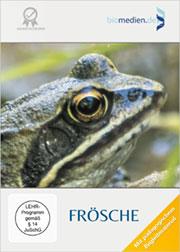 Frösche - Ein Unterrichtsmedium auf DVD