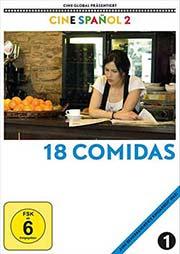 18 Comidas - Ein Unterrichtsmedium auf DVD