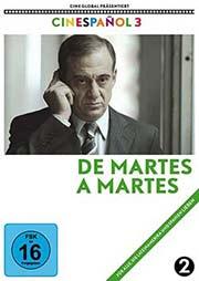 De martes a martes - Ein Unterrichtsmedium auf DVD
