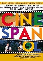 Reihe: Cinespanol Paket V (4 DVDs) - Ein Unterrichtsmedium auf DVD