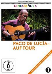 Paco de Lucía - Auf Tour - Ein Unterrichtsmedium auf DVD
