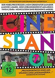 Reihe: Cinespanol Paket VII (4 DVDs) - Ein Unterrichtsmedium auf DVD