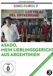 Asado - Mein Lieblingsgericht aus Argentinien - Ein Unterrichtsmedium auf DVD