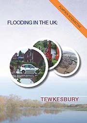 Flooding the UK: Tewkesbury - Ein Unterrichtsmedium auf DVD